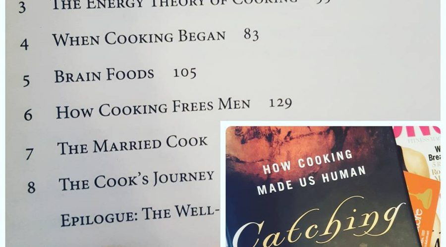 How one finds a perfect diet. On cooking and un-cooking for weight loss. Evolution, raw food, self-experiments.