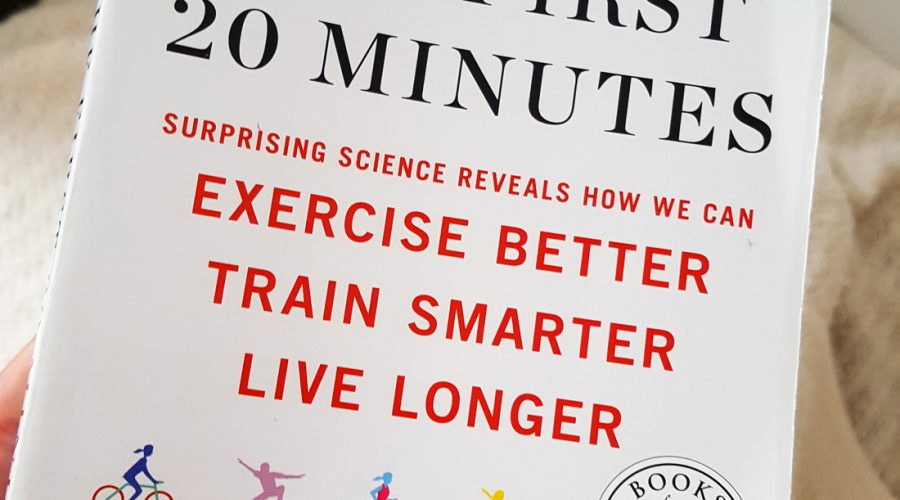 """The first 20 minutes"". How Exercise can make you sicker and chocolate milk stronger."
