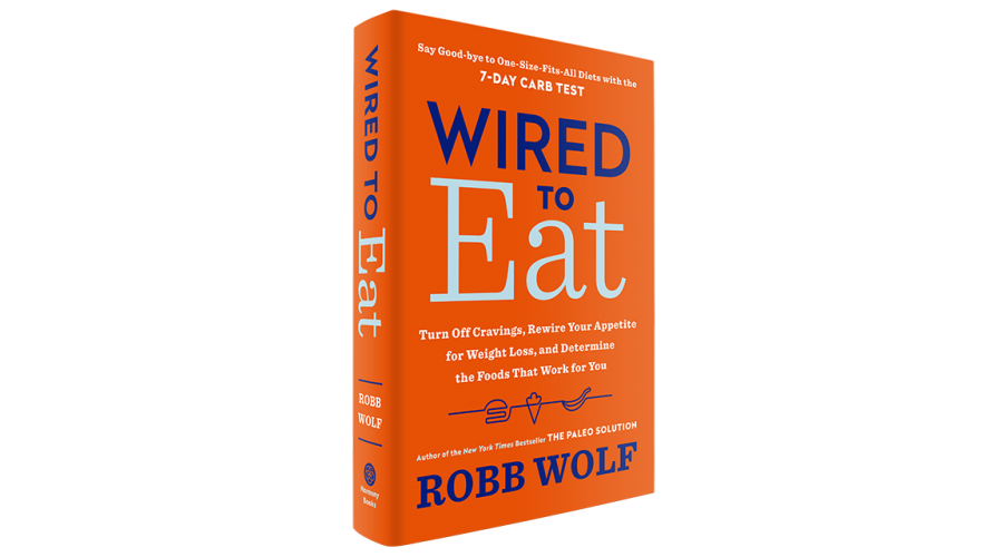 Wired to Eat. Personalized Nutrition is Your Ideal Diet.