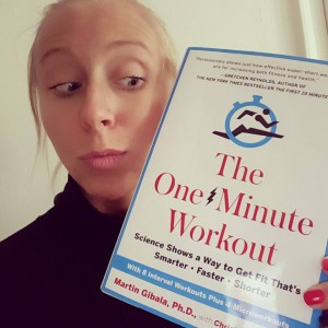 one minute workout